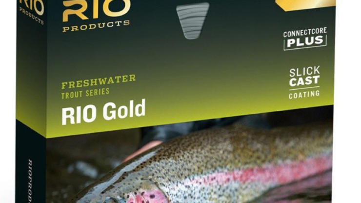 Fly line RIO Gold Elite WF5F