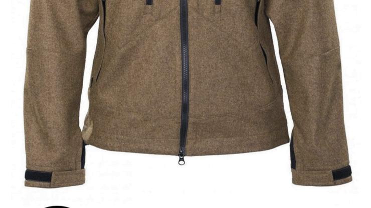 "Petromax Loden Outdoor jacket ""Deubelskerl"""