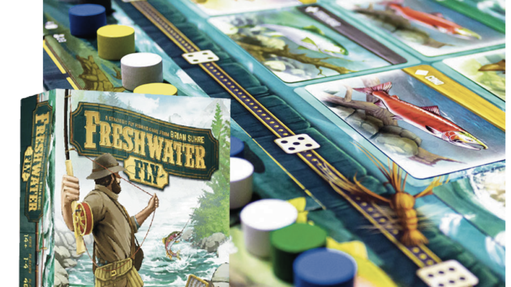 Board game Freshwater Fly