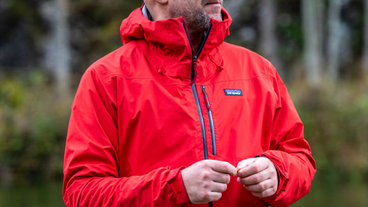 PATAGONIA Rainshadow Jacket and Nano Puff Pants