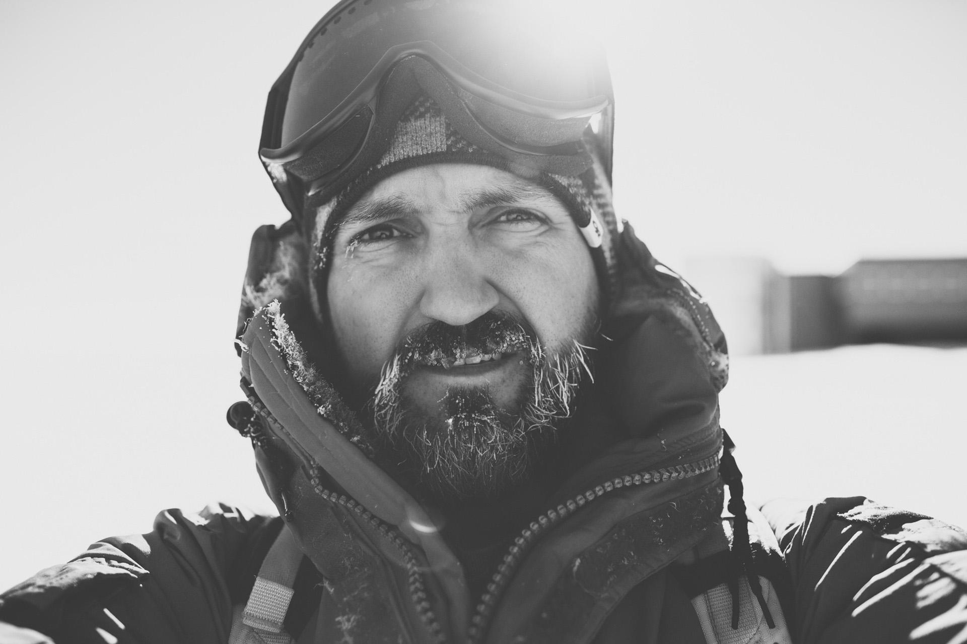 Jeremy South Pole