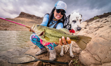 Flyfishing the Gran Canaria reservoirs