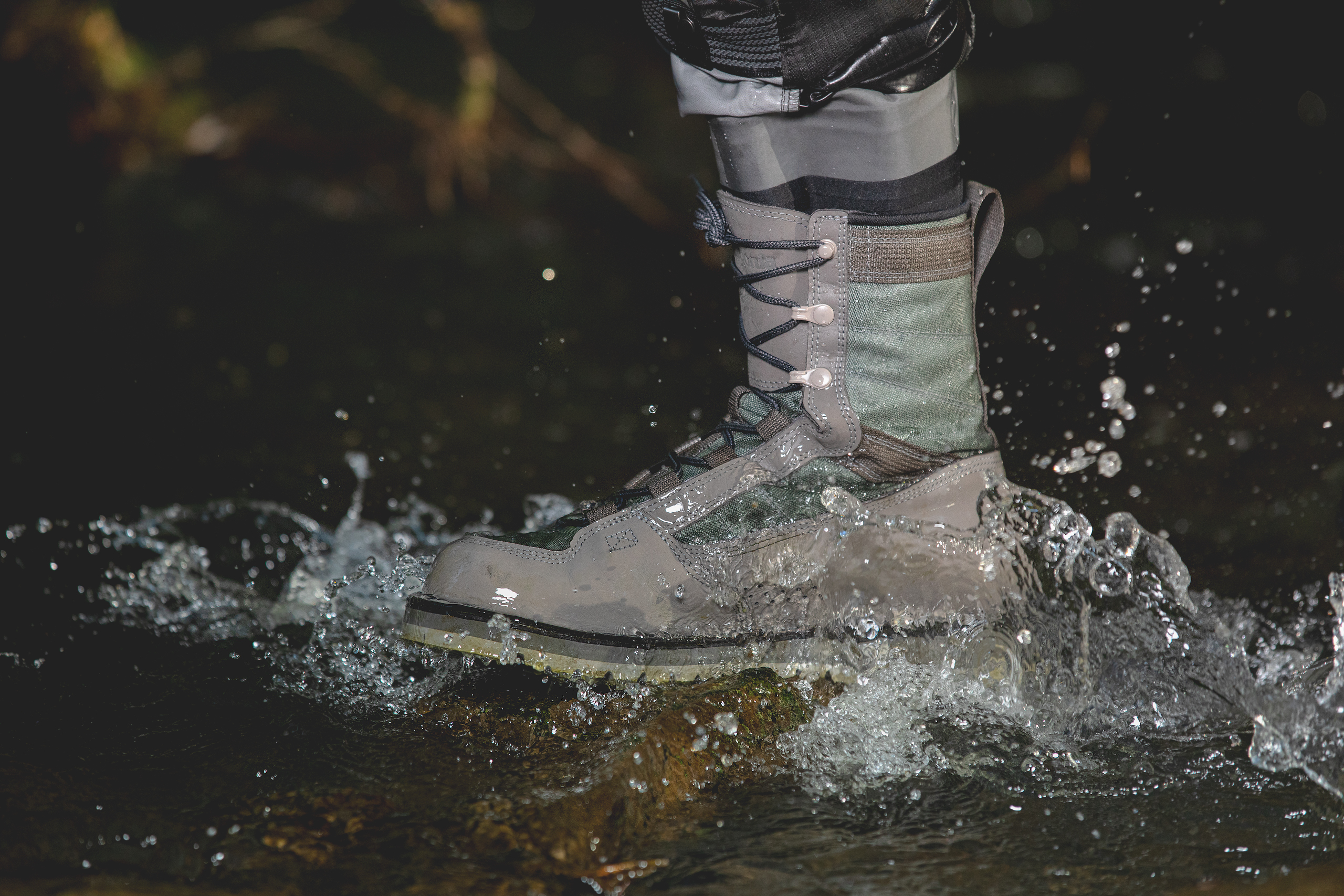 Musthave Patagonia Men's Swiftcurrent Waders & River Salt Wading Boots Built By Danner