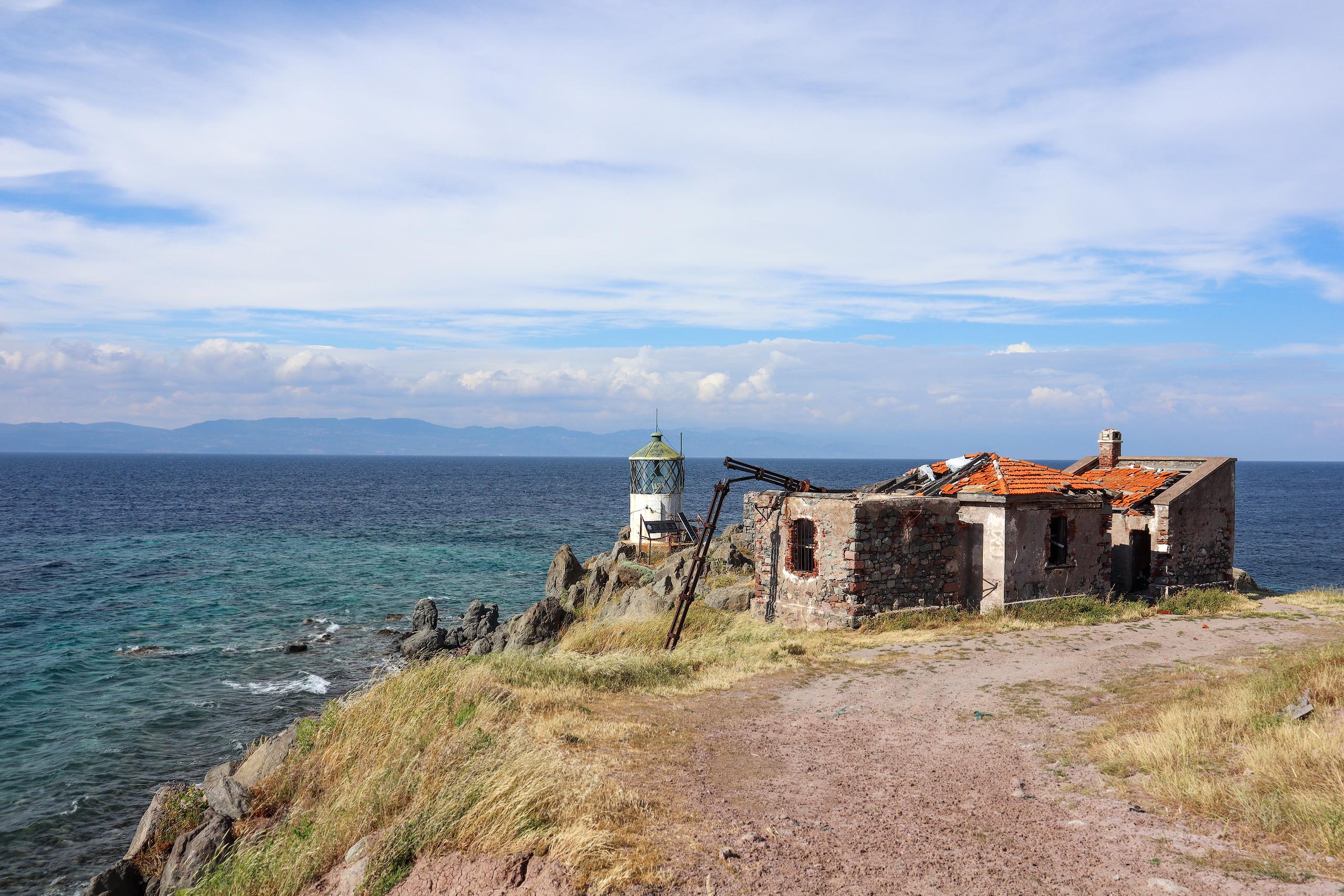 The White Sea Breams of the Aegean Sea.